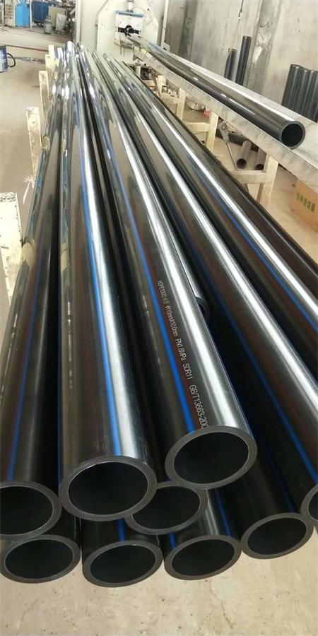 恩施高密度聚乙烯給水管國標保檢測