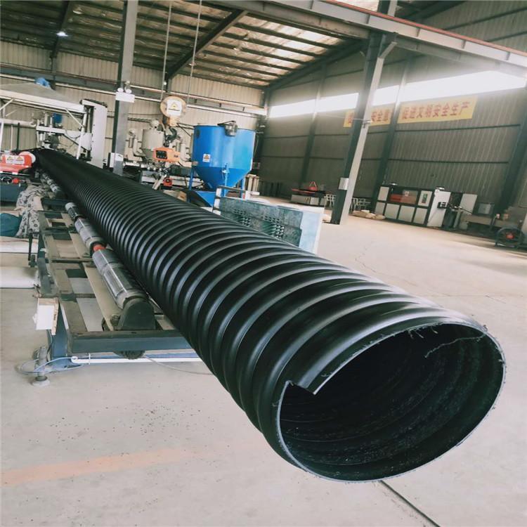 內蒙古HDPE鋼帶增強螺旋波紋管【關鍵詞2-】
