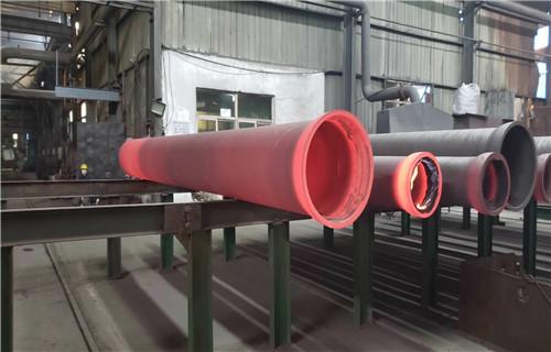 四平T型球墨铸铁管DN600 铸铁污水处理管道
