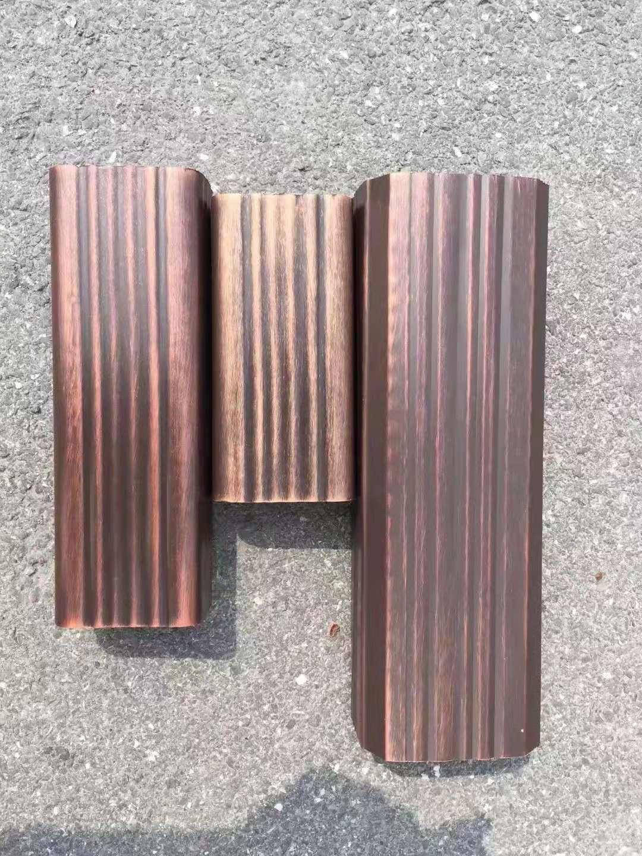 蚌埠金屬落水系統改良工藝