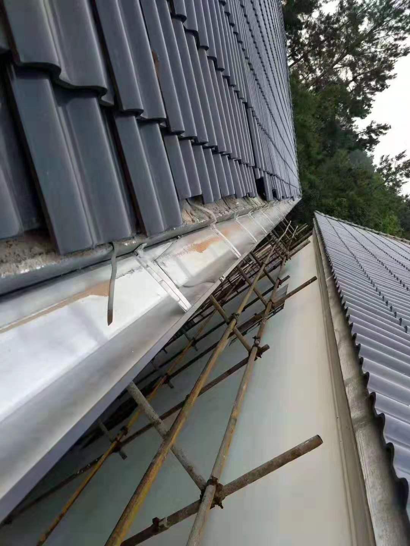 朔州項目檐口天溝吊件如何安裝