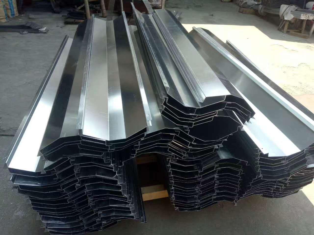 海盐厂房彩铝安全耐用