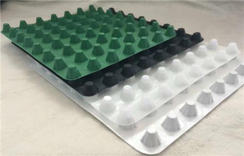 黃南采購源頭廠家hdpe高分子防護排水板