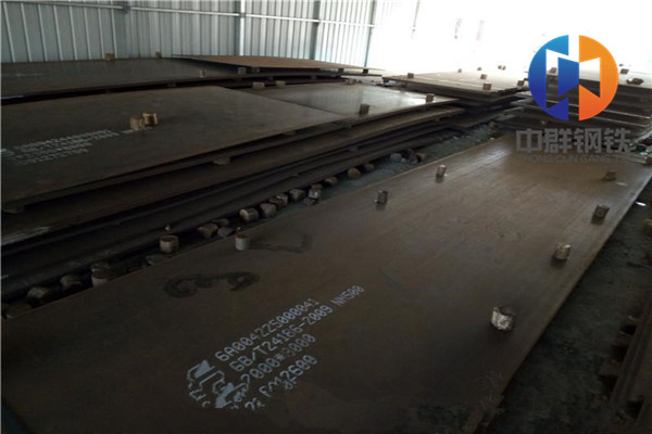 銀川耐磨500耐磨鋼板現貨