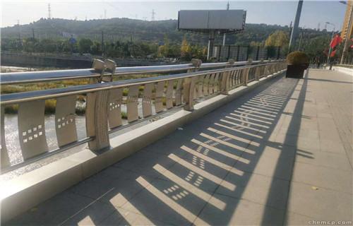 西寧橋梁景觀護欄
