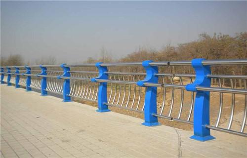 汉中提供安装桥梁钢护栏