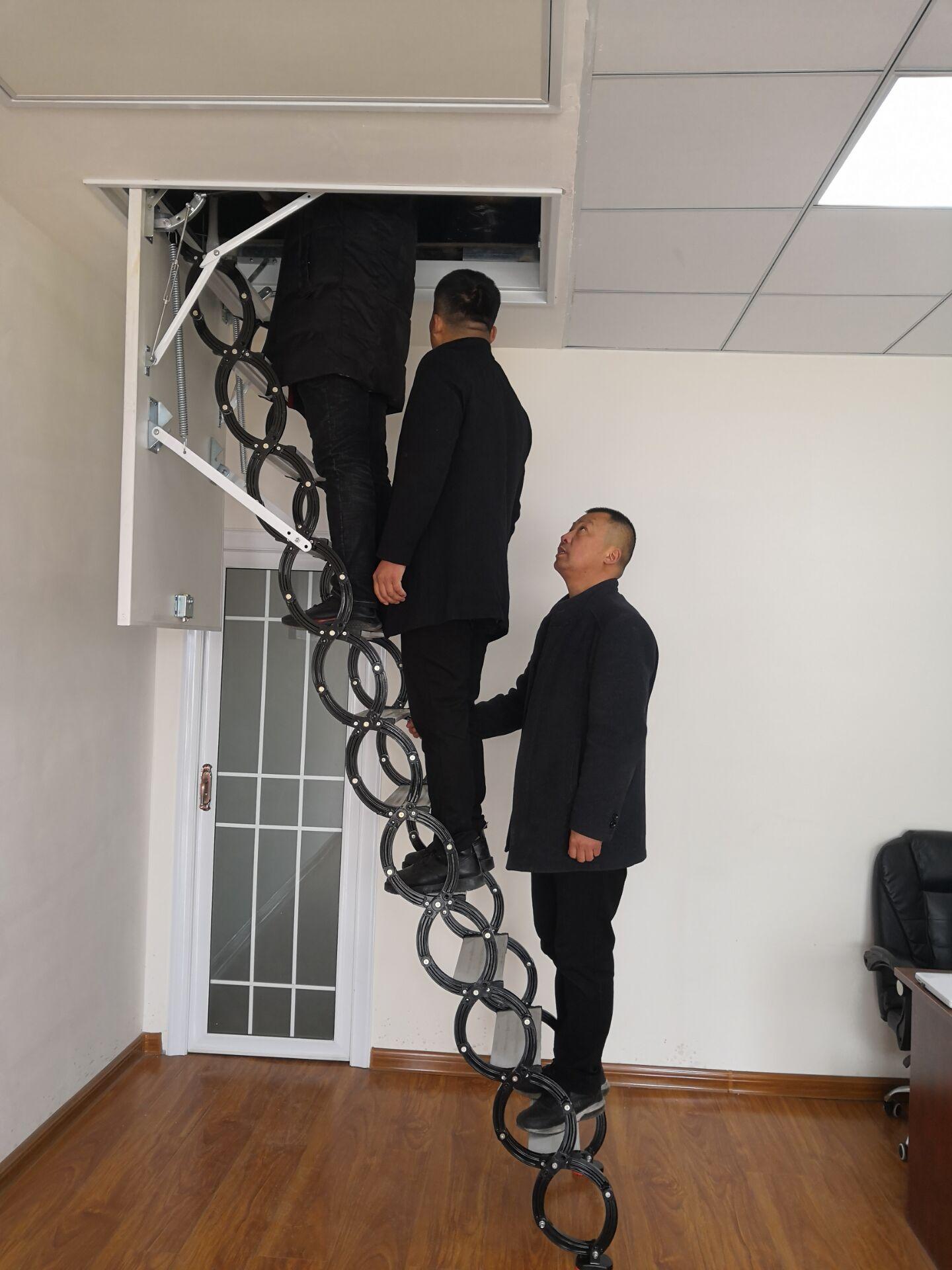 寧夏半自動伸縮是樓梯專賣店