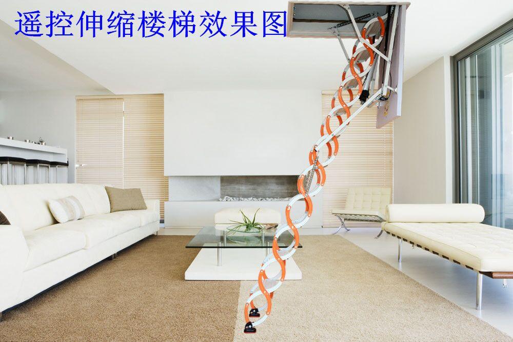 臨夏閣樓樓梯折疊樓梯伸縮樓梯哪家好