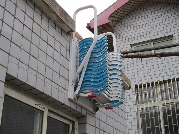 海北市折疊梯子