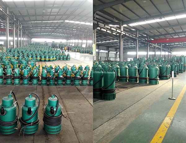 兴安高扬程BQS50-400/125排沙泵