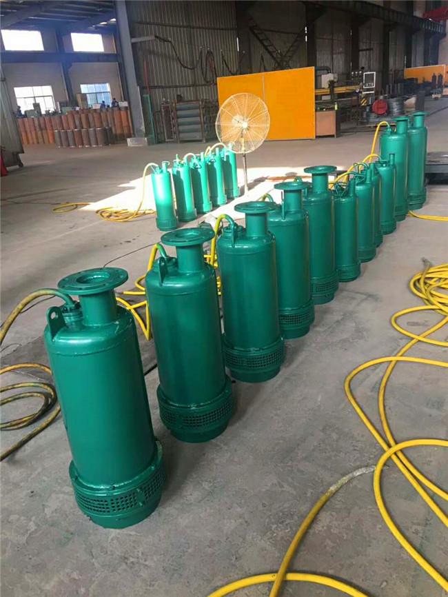齐齐哈尔大功率BQS12.5-200/7-18.5/NS排沙泵