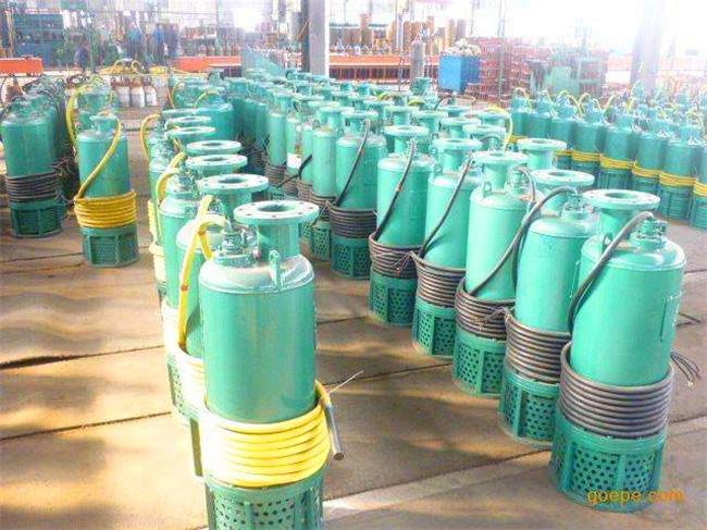 海西大功率BQS15-25-3/NK排沙泵