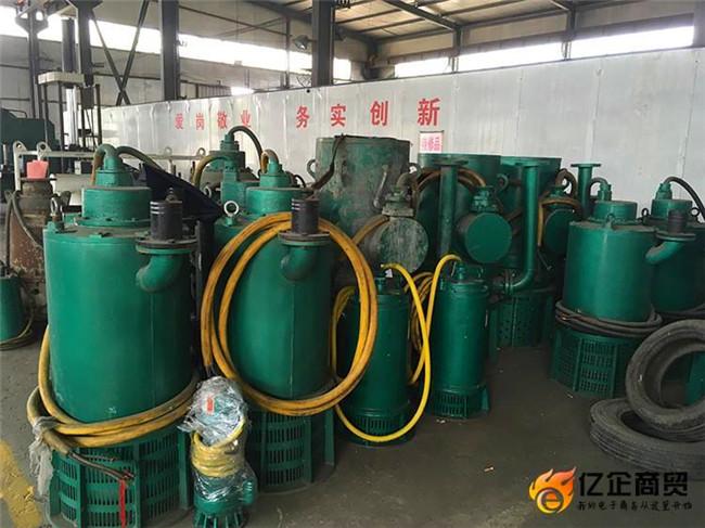 長春榆樹BQS15-50-5.5/NS排污泵