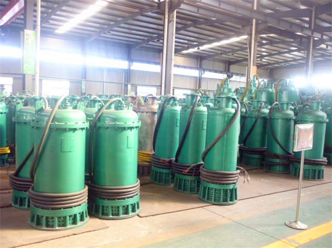 嘉兴隔爆BQS100-150/4-90/B排沙泵