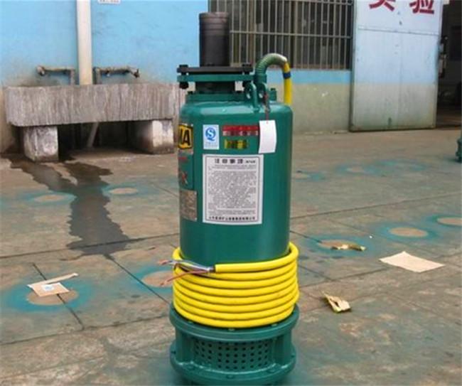 日喀则大功率BQS100-155/2-90/N排沙泵