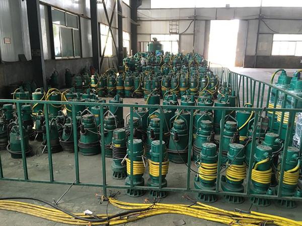 东营大功率BQS130-90/4-75/B排沙泵