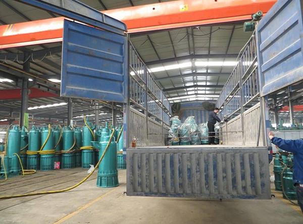 阿拉善潜水BQS15-13-54-75/S排沙泵