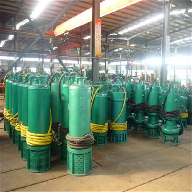 眉山BQS80-120/2-64/NS污水泵