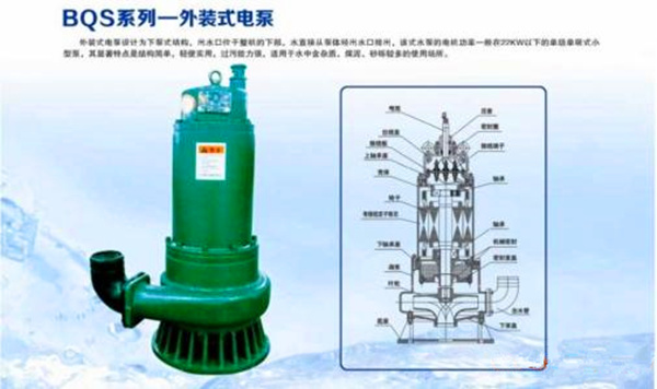 江西景德鎮BQS15-22-2.2/N礦用泵(歡迎咨詢)