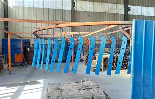丹東Q235橋梁護欄防撞鋼板立柱多規格可選擇橋梁護欄田經理