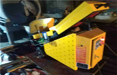 邵陽打二次結構哪個機器方便二次結構圈梁澆筑泵