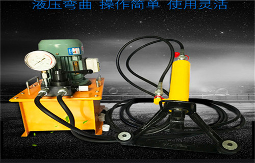 阿壩手提式鋼筋彎曲機調直機的介紹