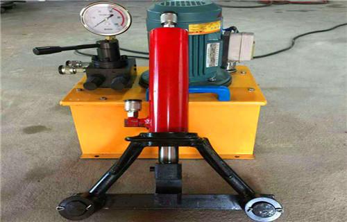 汕尾手提式液壓鋼筋彎曲機質量保證