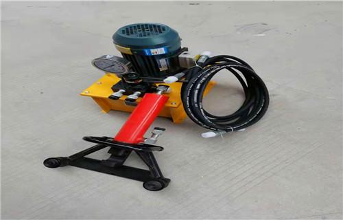 湖北手提式鋼筋彎曲機調直機的介紹