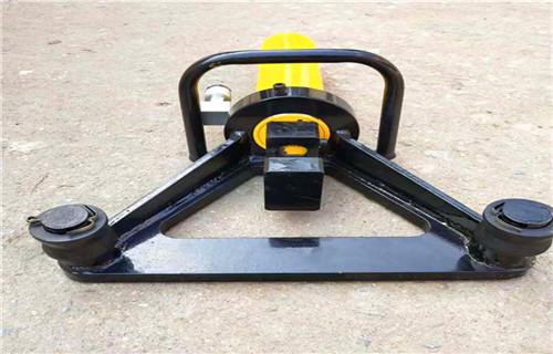 常德手提式液壓鋼筋彎曲機的維修