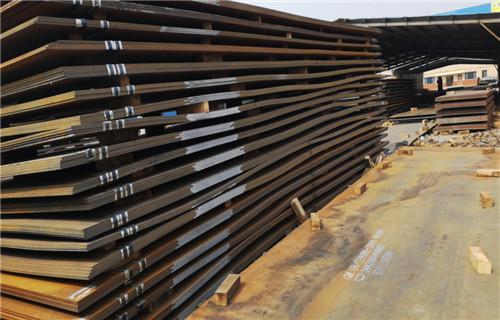 寶雞舞鋼NM400鋼板市場價格