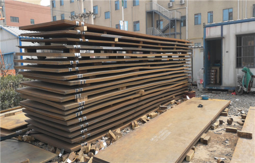 怒江舞鋼NM400耐磨鋼板現貨價格