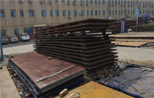漣鋼NM450耐磨鋼板廠家批發商