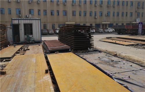 曲靖耐磨鋼板NM360廠家保材質