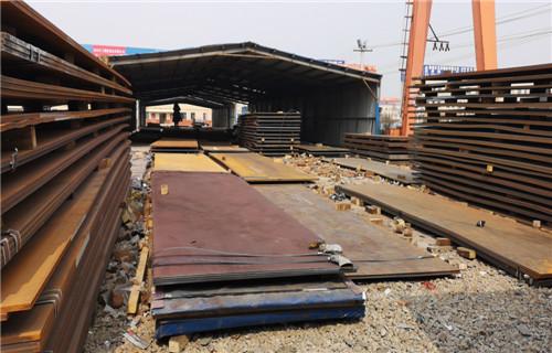 瀘州耐磨鋼板NM360市場價格