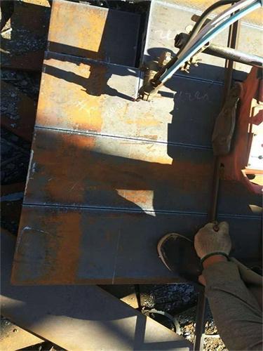 巢湖NM550耐磨板今日行情新價格