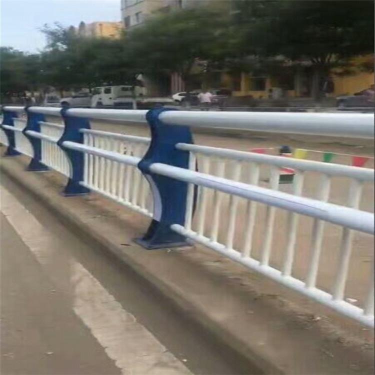 黃南201/304不銹鋼碳素鋼復合管樣式鑫旺通欄桿