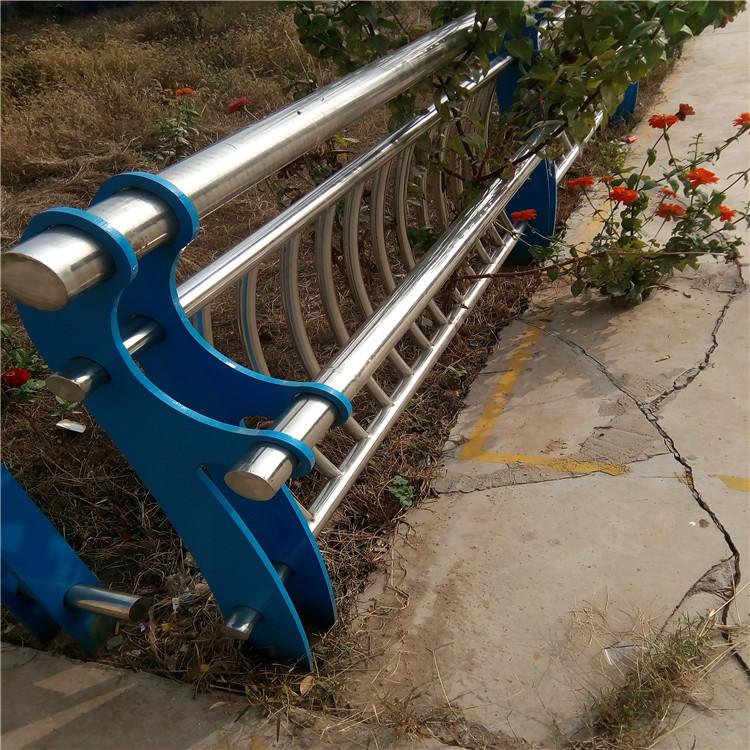 黄南202不锈钢复合管护栏防护供应厂家