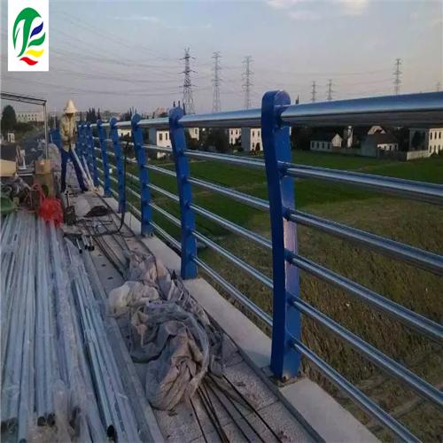 黄南河道不锈钢复合管栏杆供应厂家