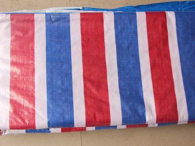 威海一次性彩條布報價