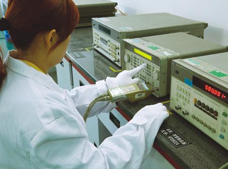 蘇州儀器檢測校正外校檢測校驗報告計量供應