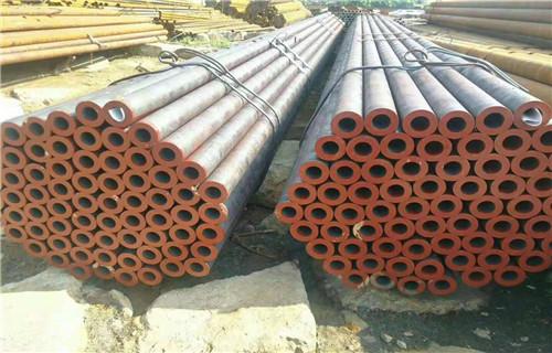 青島351*10石油裂化無縫鋼管報價