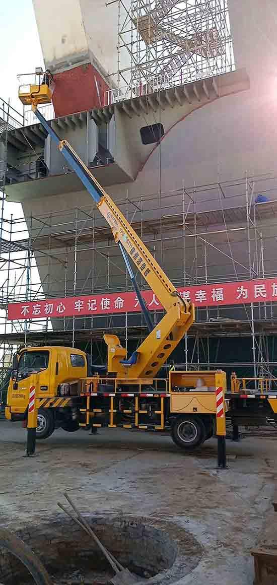 青島舉臂車租賃服務中心