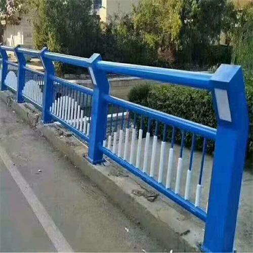 乌海碳素钢护栏立柱批发零售