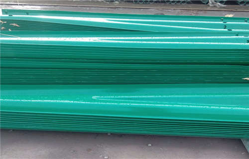 紹興綠色波形護欄生產直銷