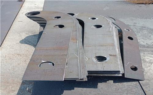 莆田不锈钢双金属复合管景观护栏厂家全国现货