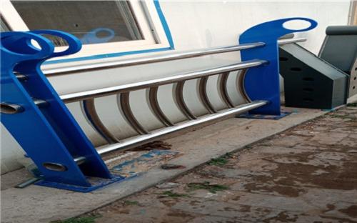 朝阳不锈钢双金属复合管高铁护栏价格公道