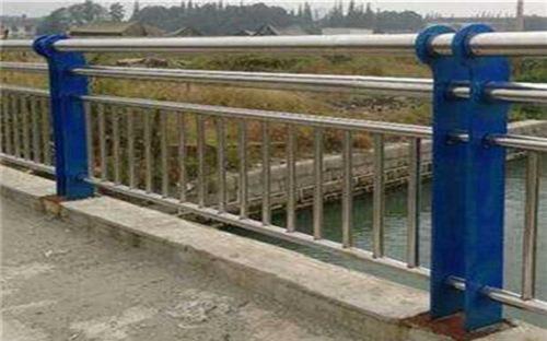 济南不锈钢双金属复合管桥梁护栏实体加工厂