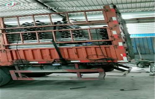 葫芦岛不锈钢双金属复合管高铁护栏实体加工厂