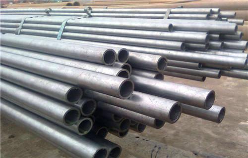 上饶45号厚壁精轧无缝钢管专业生产