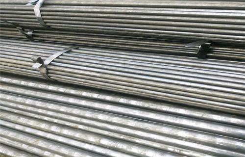 榆林16mn/Q345B薄壁精軋鋼管報價